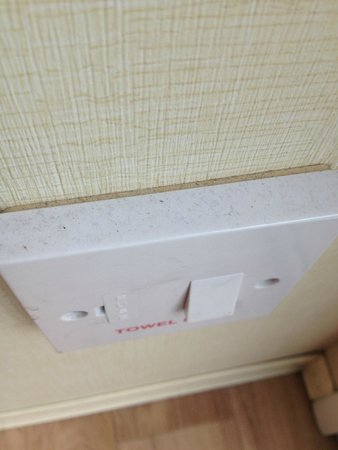 Golden Coast Holiday Village: Plug