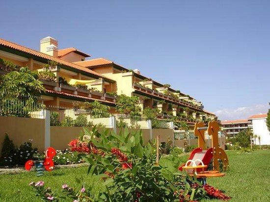 Jard n picture of apartamentos los geranios ii puerto for Villas de jardin seychelles tripadvisor