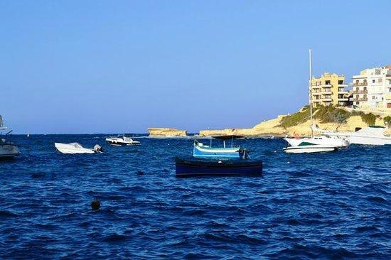 La Trattoria Restaurant: Lungomare Marsalforn (Gozo)