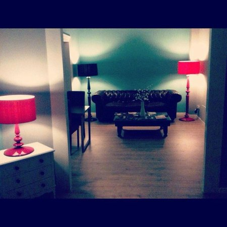 Violeta Boutique : Lounge