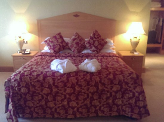 Radisson Blu Hotel & Spa, Limerick: :-)