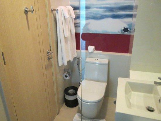 Sleep With Me Hotel: Toilet