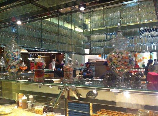 Caesars Palace: Bacchanal Buffet sweets/treats