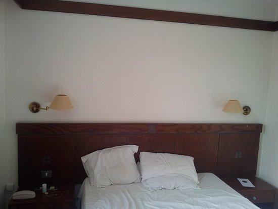 La Corderie Royale : coté lit la décoration ?