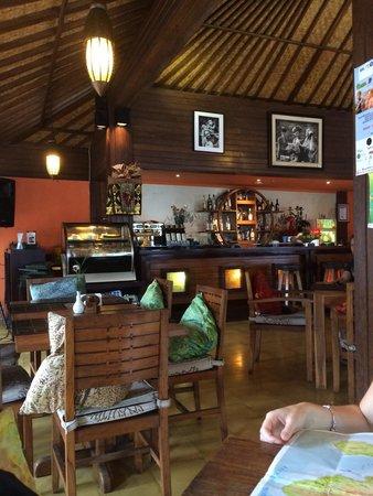 Kafe Bunute: Restaurant