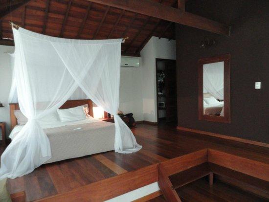 Hotel Vila dos Orixas : habitación