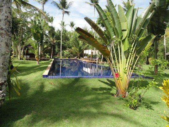 Hotel Vila dos Orixas : piscina