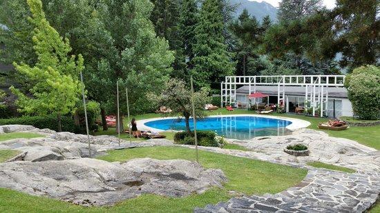 Andorra Park Hotel: Pool area