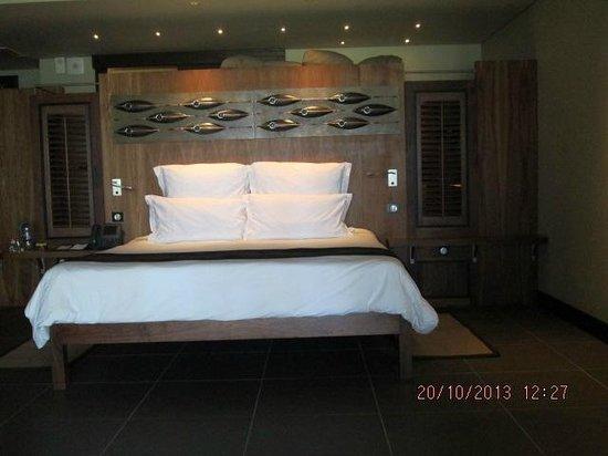 Trou aux Biches Beachcomber Golf Resort & Spa: TROU AUX BICHES RESORT AND SPA AND ITS AREA AS SEEN IN OCTOBER 2013.