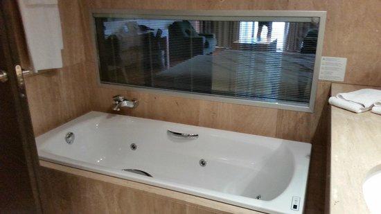 Andorra Park Hotel : Whirpool bath