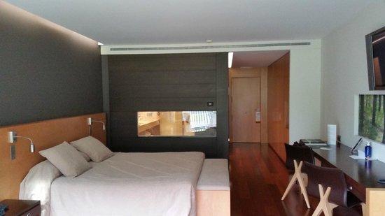 Andorra Park Hotel : Room view