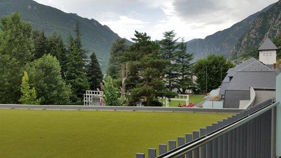 Andorra Park Hotel : View