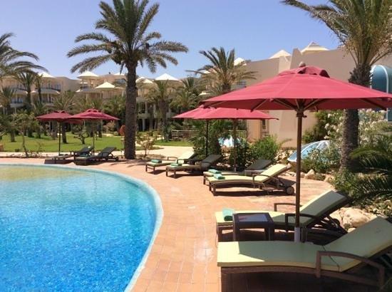 Hasdrubal Prestige Thalassa & Spa Djerba: Piscine d'eau de mer