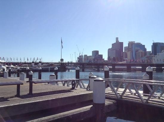 Novotel Sydney on Darling Harbour: Darling Harbour