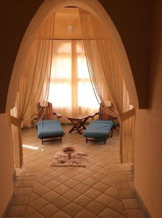 Hasdrubal Prestige Thalassa & Spa Djerba: Détente entre 2 soins de Thalasso
