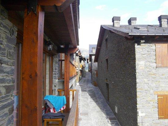 Apartamentos Solana de Ransol: Calle