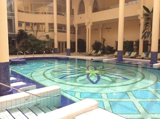 Hasdrubal Prestige Thalassa & Spa Djerba: Piscine Thalasso