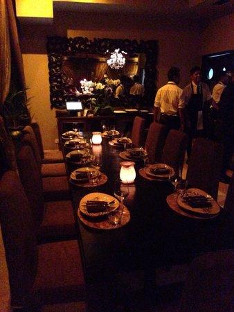 Sarong Restaurant : Brilliant