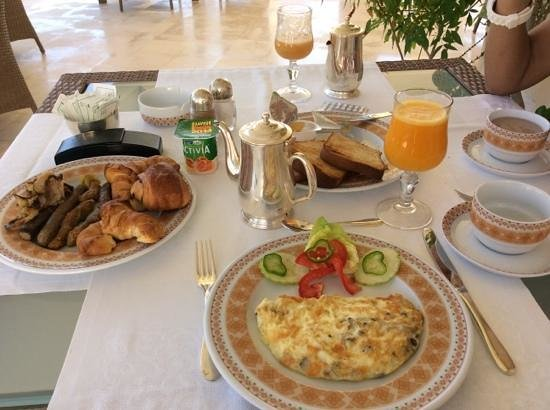 petit dejeuner bon appetit photo de hasdrubal prestige thalassa spa houmt souk tripadvisor. Black Bedroom Furniture Sets. Home Design Ideas