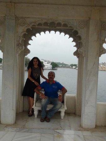 Taj Lake Palace Udaipur: wow taj