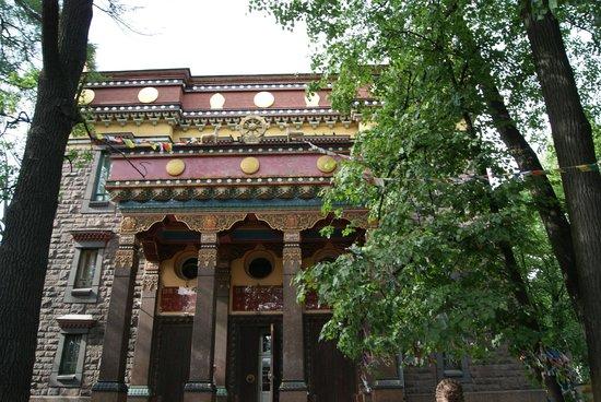 Buddhist Temple Datsan Gunzechoinei: Дацан Гунзэчойнэй
