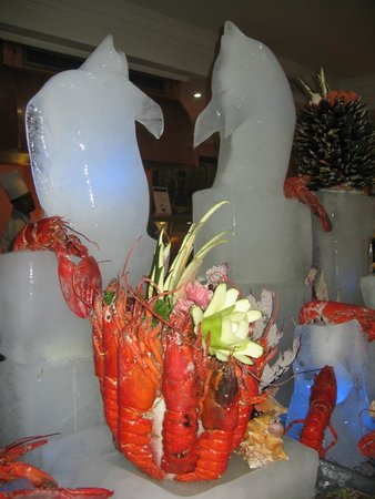 Luxury Bahia Principe Cayo Levantado: Restaurant