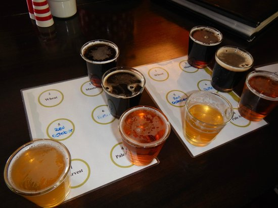 Valley Brewing Company: beer tastings