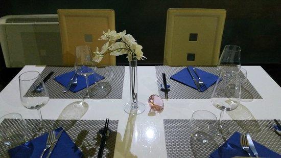 Asian Fusion : tavolo