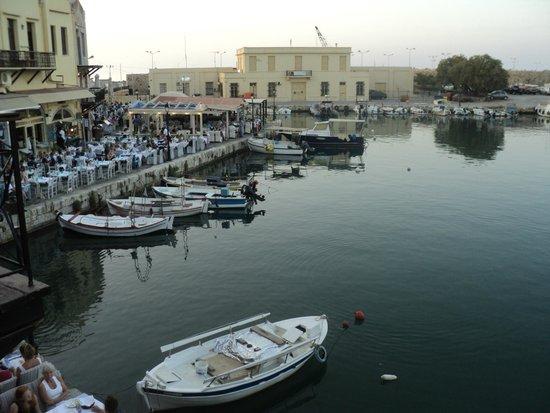 Hotel Bueno: Rethymno Harbour