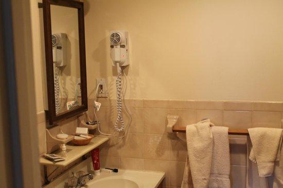 Salisbury Hotel: bagno