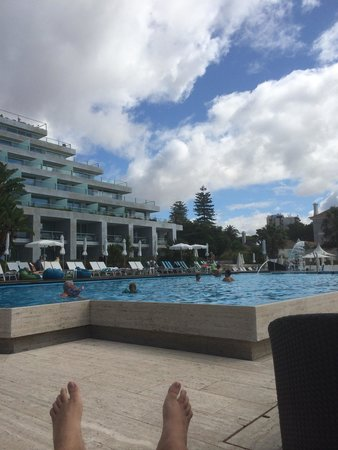 Hotel Cascais Miragem: Pool