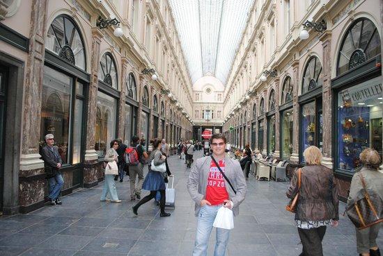Les Galeries Royales Saint-Hubert : Галерея