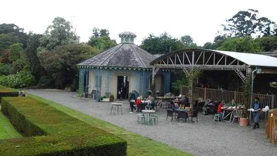Killruddery House & Gardens: Cafe