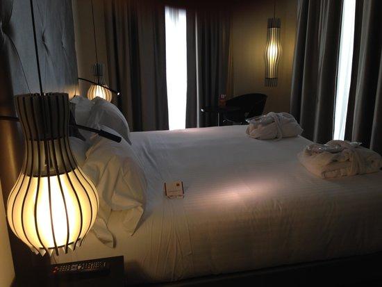 Hotel Santa Justa: Chambre