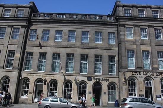 Travelodge Edinburgh Central Waterloo Place Hotel: Travelodge, Edinburgh