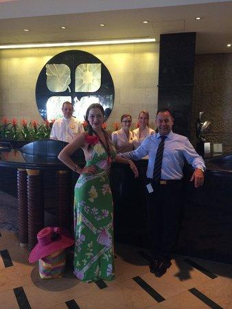 Four Seasons Hotel: Bye bye lovelies at The Four Seasons