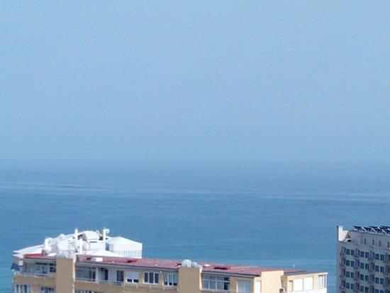 Marina Sur Hotel: Vistas del Mar
