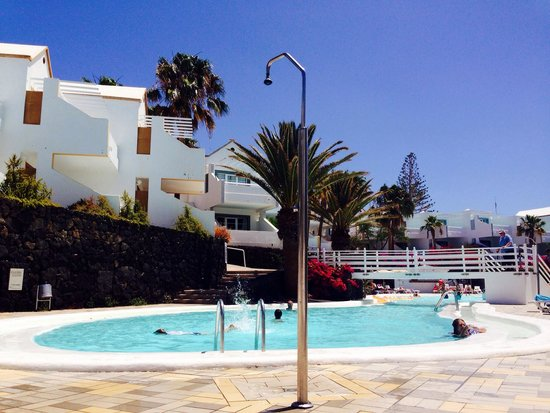 Apartamentos THe Morromar : Pool