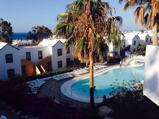 Apartamentos THe Morromar : View from the balcony