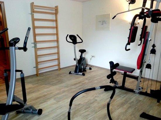 Landhaus Ohnesorg: Fitnessraum