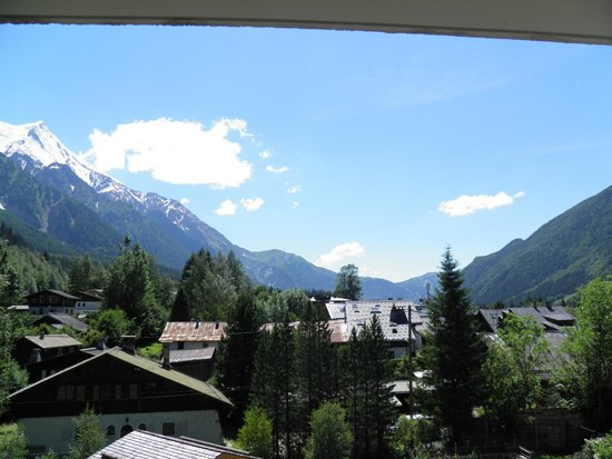 Le Refuge des Aiglons: View from room