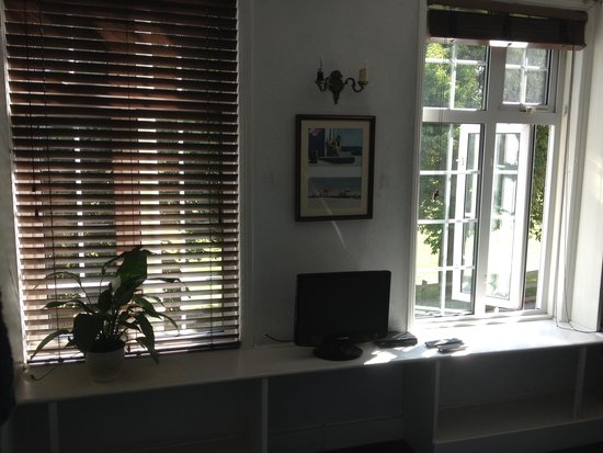 Aviemore Guest House: Slaapkamer voorzijde