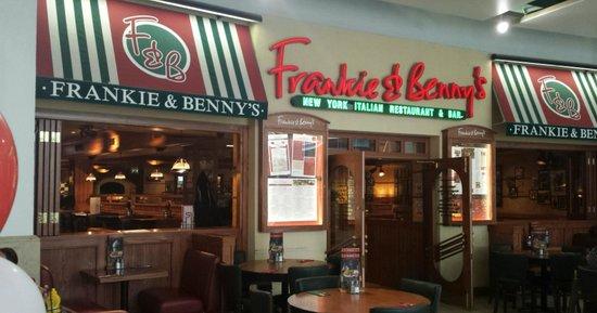 Frankie & Benny's Meadowhall