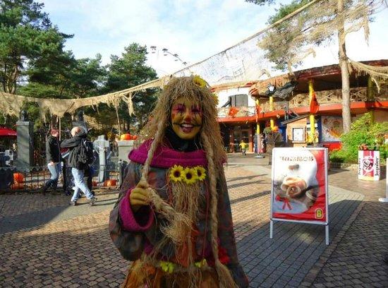 Bobbejaanland Halloween.Halloween Actor Picture Of Bobbejaanland Lichtaart