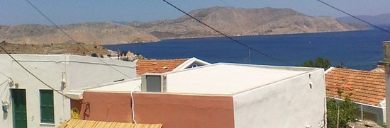 The Olive Tree Cafe: view from terrace