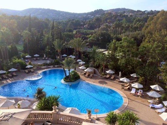 Sheraton Mallorca Arabella Golf Hotel: Uitzicht vanuit een juniorsuite