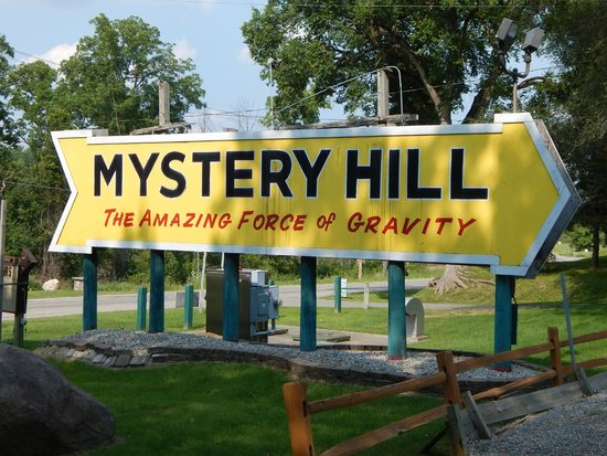 Mystery Hill, Onsted, MI