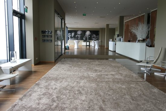 Legere Hotel Luxembourg : Ontvangsthal