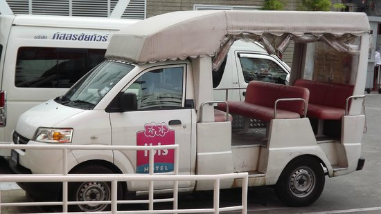 ibis Bangkok Sathorn : transporte recomendado
