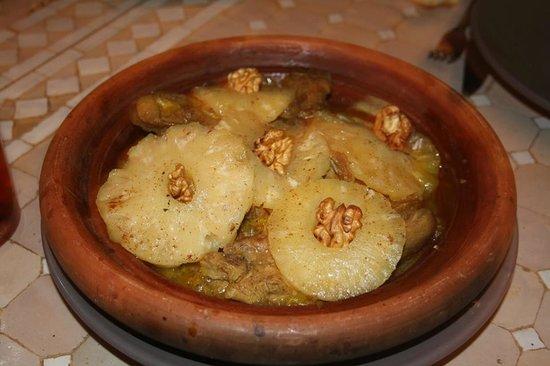 Riad Kasbah 117 Marrakech : un autre tajine succulent